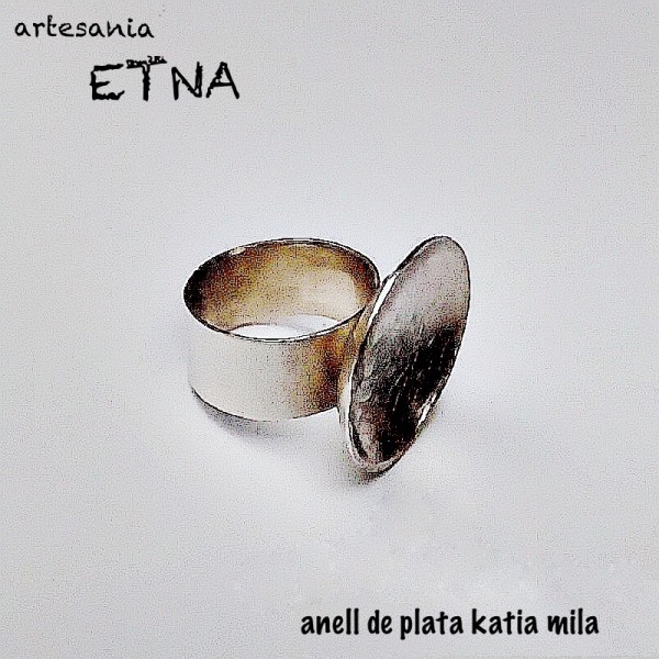 Anillo Katia Mila