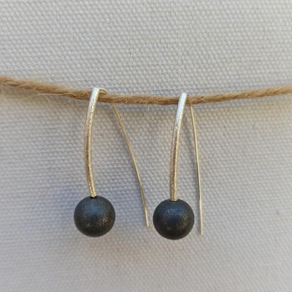 Earrings Katia Ball