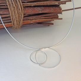 Ars Cercles necklace