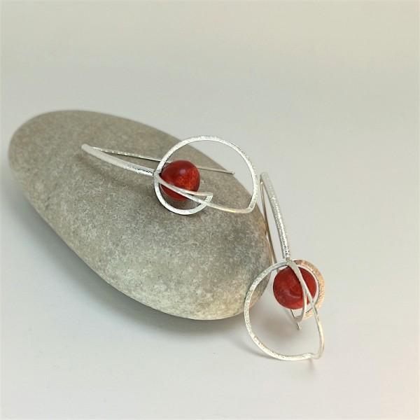 Edna Munt earrings