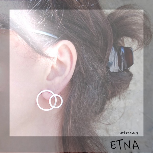 Earrings Ars Cercles