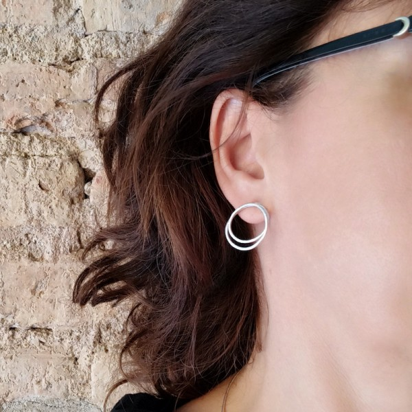 Earrings Ars Monica