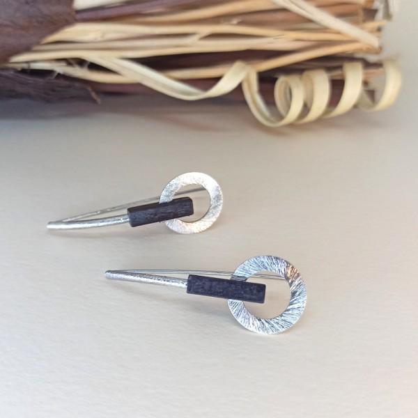 Nature Ars earrings