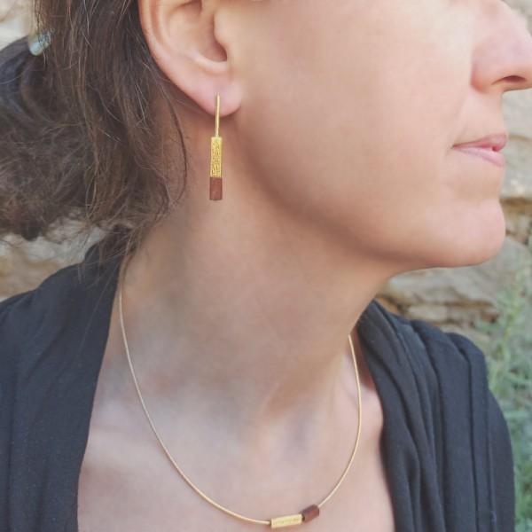 Earrings Nature Marta