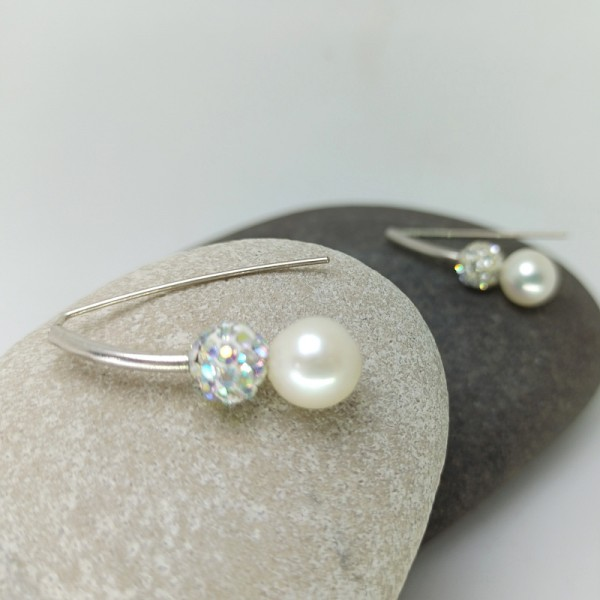 Alba Light Two earrings