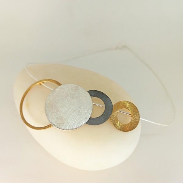 Necklace Katia Circles