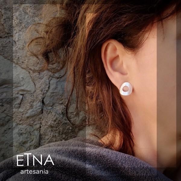 Katia Silk earrings