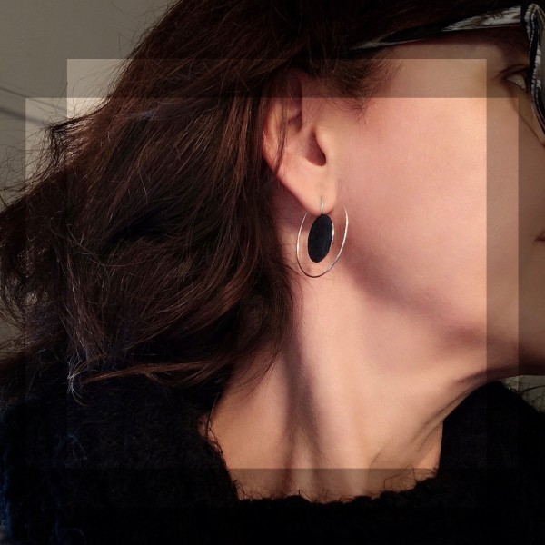 Katia Milano earrings