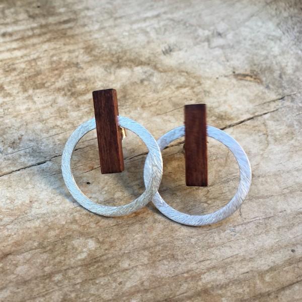 Earrings Nature Ars
