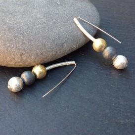 Earrings Katia Run