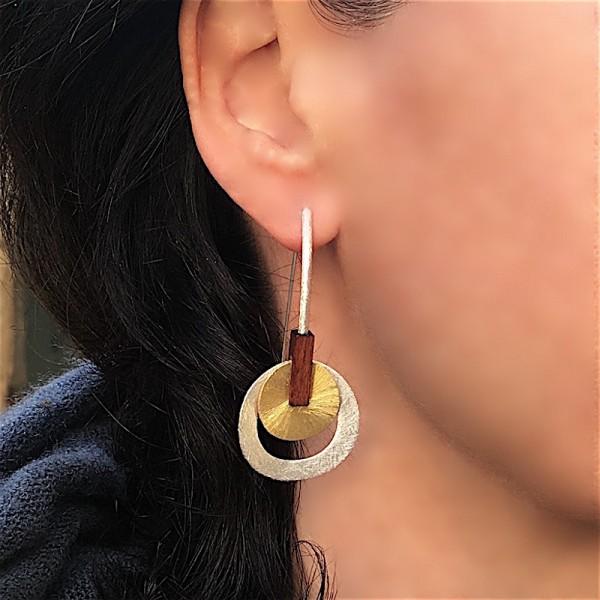 Earrings Nature Kahlo