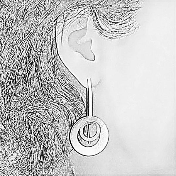 Earrings Ars Sat
