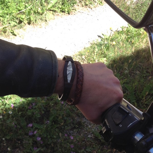 Leather Bracelet Cesk Pere