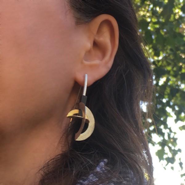 Earrings Nature Val