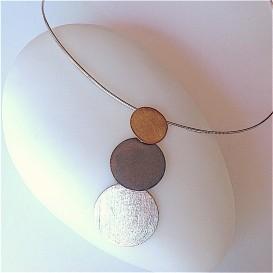 Katia Three Necklace