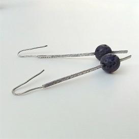 Edna Adel earrings